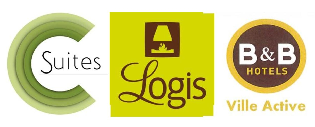 trois logos